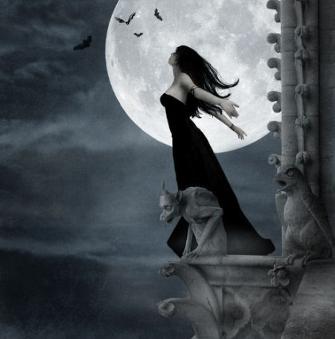 Секс и черная луна